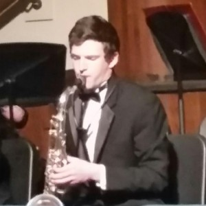 Nick-O on the Saxophono - Saxophone Player / Woodwind Musician in Lombard, Illinois