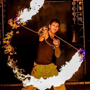 Niko-Bolas - Fire Performer in San Diego, California
