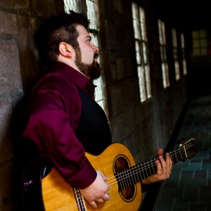 Nick Cutroneo, classical guitarist