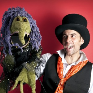 Nick Knave Puppetry - Puppet Show in San Francisco, California