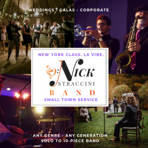 Nick Straccini Band - Wedding Band in Ottawa, Ontario
