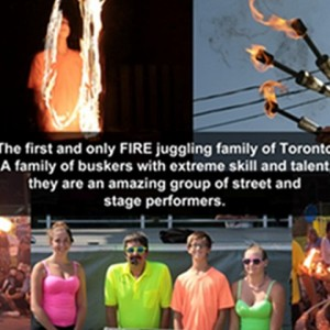 Nicks Juggling Family - Fire Performer in Scarborough, Ontario