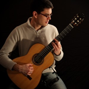 Nicolas Deuson - Guitarist / Classical Guitarist in Atlanta, Georgia