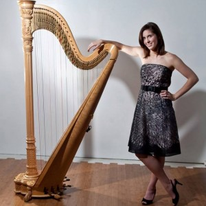 Nicole McAllister, Harpist - Harpist / Tea Party in Charlotte, North Carolina