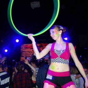 Nicole Osier - Fire Performer / Dancer in Watseka, Illinois