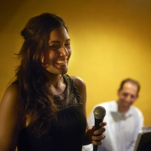 Corcovado (Nicole Thomas & David Robinson) - Jazz Singer / Jazz Pianist in Los Angeles, California