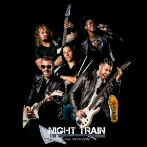 Night Train - Dance Band / Prom Entertainment in San Francisco, California