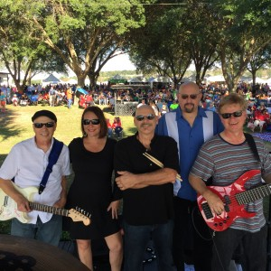 The Nightly Groove Band - Blues Band / Cover Band in Orlando, Florida