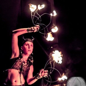 Niki Notorious - Fire Performer / Fire Eater in Boynton Beach, Florida