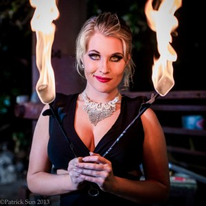 Nikki Nuke'm - Fire Eater / Las Vegas Style Entertainment in Marietta, Georgia