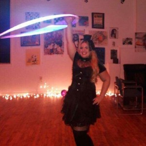 Nikki sparkle hoops - Hoop Dancer / Dancer in Woodside, New York