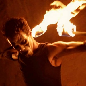 NikoDemus - Fire Performer in Los Angeles, California
