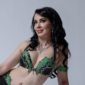 Nimeera - Belly Dancer / Reptile Show in Springfield, Virginia