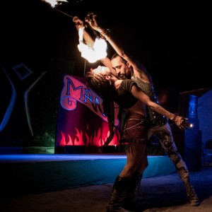 Ninja 4 Rent - Fire Performer / LED Performer in Sacramento, California