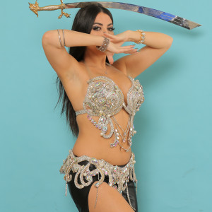 N'joum El Layl (Stars of the Night) - Belly Dancer in Chico, California