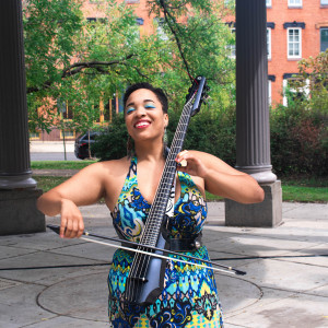 Nneka Lyn - Cellist / Strolling Violinist in Baltimore, Maryland