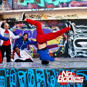No Bodies Crew - Break Dancer / 1980s Era Entertainment in Miami, Florida
