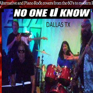 No One U Know - Americana Band in Dallas, Texas