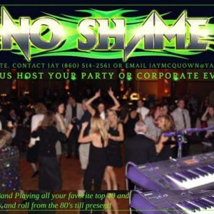 No Shame - Cover Band / Corporate Event Entertainment in Waterford, Connecticut