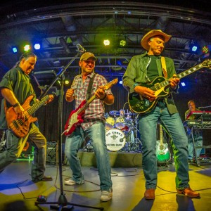 No Shoes Nation Band Kenny Chesney Tribu - Sound-Alike in Seabrook, New Hampshire