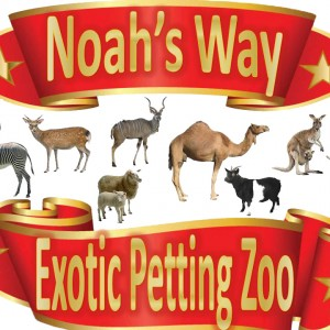 Noah's Way Exotic Petting Zoo and Pony Rides - Petting Zoo / College Entertainment in Stephenville, Texas