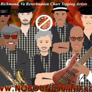 The No Bounds Band - Dance Band / Cover Band in Richmond, Virginia