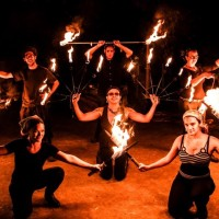 Nocturnal Sol - Fire Performer / Fine Artist in San Antonio, Texas