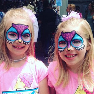 Noelle Facepaints - Face Painter / Outdoor Party Entertainment in Pittsburgh, Pennsylvania