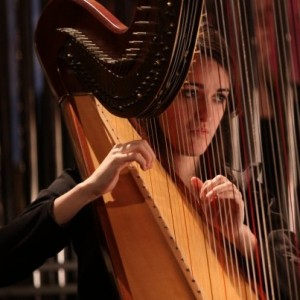 Noelle Tripolino Roberts - Harpist in Rochester, Minnesota