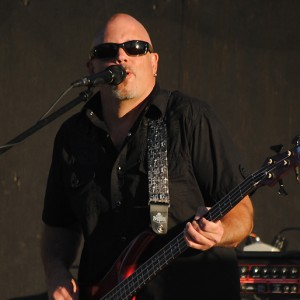 Nohawk Rob Saranpa - Bassist in Tehachapi, California