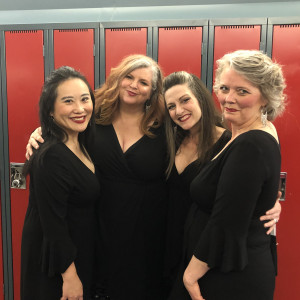 Noise Quartet - A Cappella Group / Singing Group in Vancouver, British Columbia