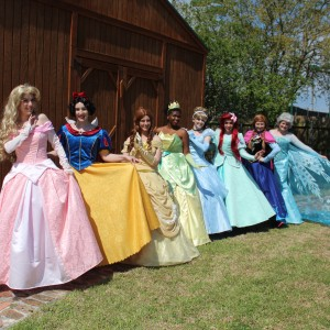NOLA Pixie Dust - Princess Party in Metairie, Louisiana