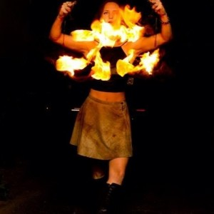 Nomadic Warrior- Fire dancer - Fire Performer in Toronto, Ontario