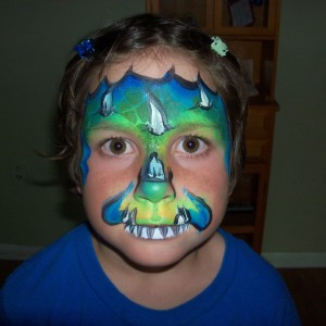 Nonnies Fancy Faces - Face Painter / Outdoor Party Entertainment in Merritt Island, Florida