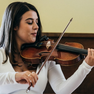 Nora Germain - Violinist in Los Angeles, California