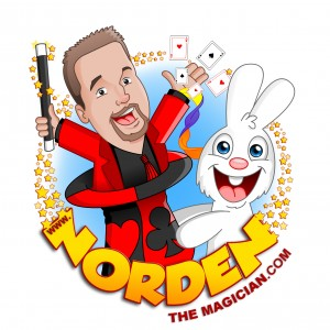 Norden the Magician - Children's Party Magician / Comedy Magician in Vancouver, British Columbia