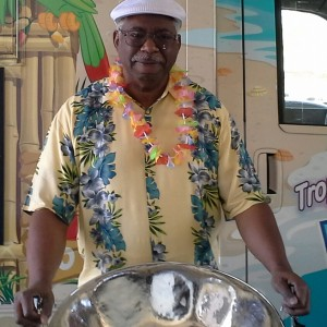 Norman Riley - Steel Drum Band in Little Rock, Arkansas