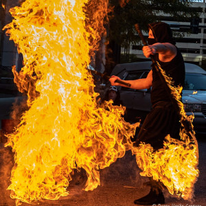 Norsefyre - Traveling Circus / Street Performer in Grand Island, Nebraska