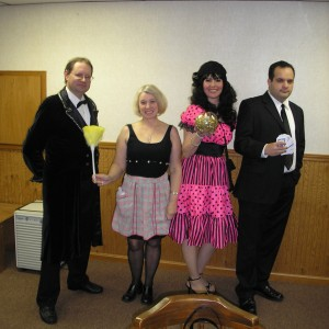North Coast Dance Party and Entertainment - Murder Mystery in Cleveland, Ohio