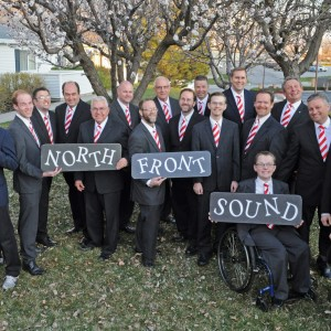 North Front Sound - Barbershop Chorus