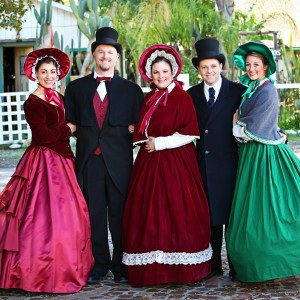 The Fireside Carolers - A Cappella Group in Mission Viejo, California