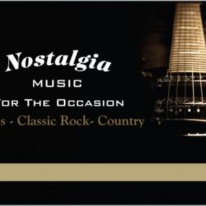 Nostalgia - Classic Rock Band in Saratoga Springs, New York