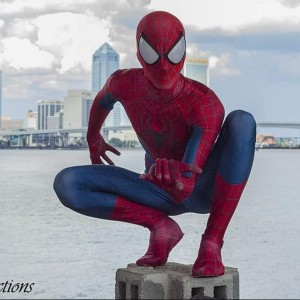Not So Peter Parker - Costumed Character in Orange Park, Florida