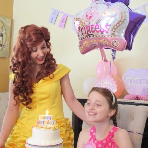 Not Your Average Princess Party - Princess Party in Lowell, Massachusetts