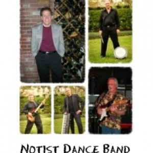 Notist Dance Band - Classic Rock Band in Clearwater, Florida