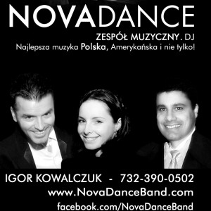 Novadance Band - Wedding Band / Wedding Entertainment in Sayreville, New Jersey