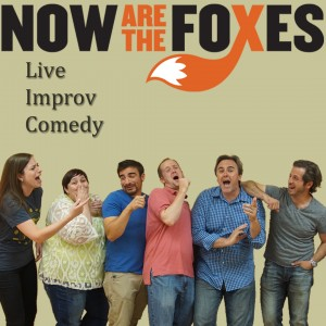 Now Are the Foxes - Comedy Improv Show / Emcee in Charlotte, North Carolina