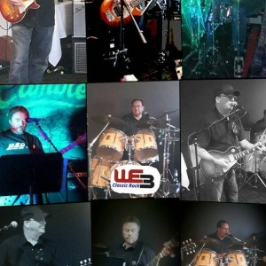 WE3 - Classic Rock Band in Victoria, British Columbia