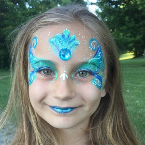 Nu-Life Facepainting - Face Painter / Outdoor Party Entertainment in Evansville, Indiana