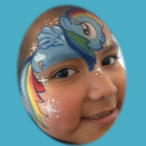 Nu Nu Faces - Face Painter / Outdoor Party Entertainment in Sacramento, California